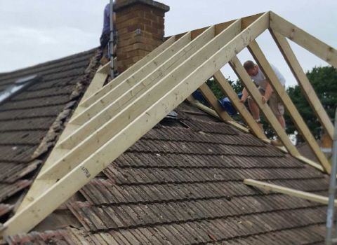 Hand Cut Roof Specialists For Both Individuals And The